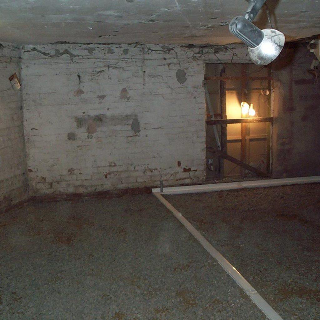 Commercial Basement Conversion