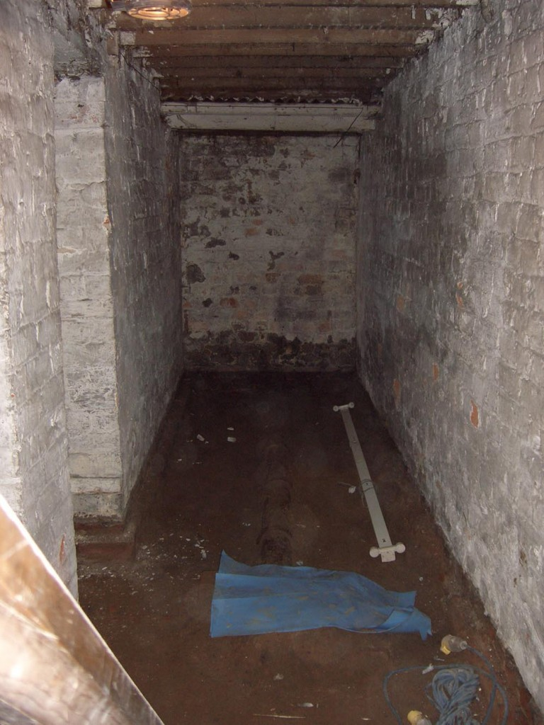 Basement Conversion Mid Terraced House Rtc Group