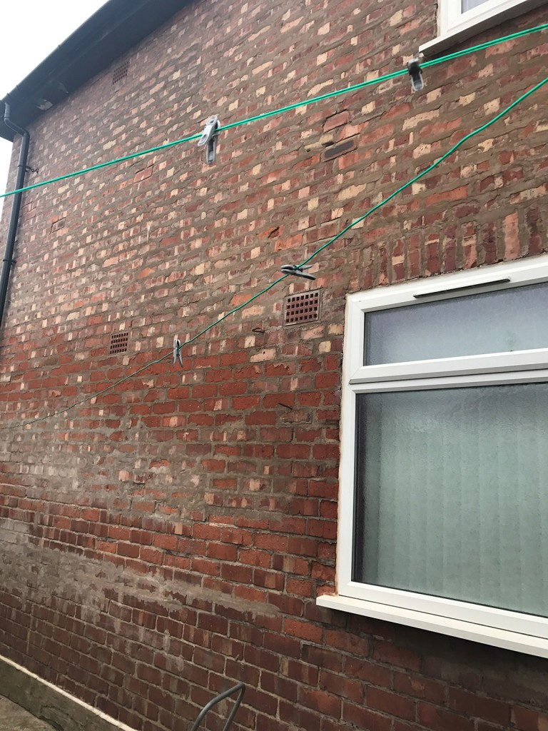 Cavity Wall Insulation Causing Dampness? – RTC Group